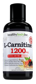 L Carnitine Supplement 1200 mg