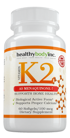 Vitamin K2 As Menaquinone-7