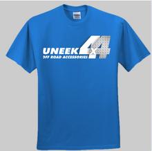 Uneek 4x4 Blue T shirt