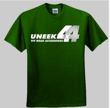 Uneek 4x4 T shirt Green