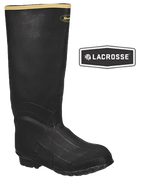 LACROSSE INSULATED BLACK BOOT #715
