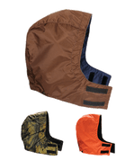 Detachable waterproof hoods #408