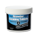 Growler Cleaning Tablets