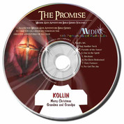 The Promise Personalized Kids Music CD