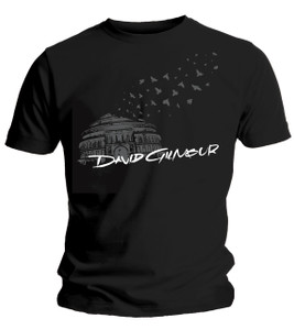 Royal Albert Hall 2016 David Gilmour T-shirt