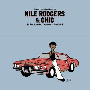 Nile Rodgers & CHIC X Pete McKee Event Print