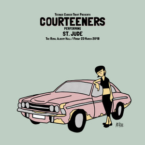 Courteeners X Pete McKee Event Print