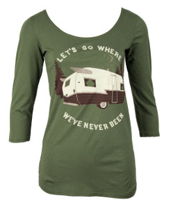 Campin' Trip in Olive Forest- LIMITED STOCK!