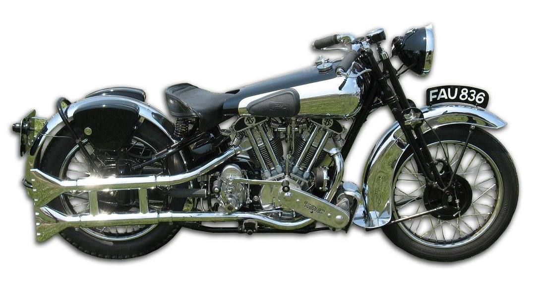 Brough Superior SS
