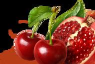 Sirius Vapors Cherry Pomegranate