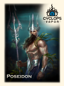 Our Poseidon premium eLiquid provides Vapers with a crisp, delicious flavor combination, pulling together elements from some of the worlds most succulent fruit and melon varieties