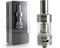 ASPIRE'S ATLANTIS HAS RAISED THE BAR TO NEW HEIGHTS. THIS NEXT GENERATION TANK SYSTEM BRINGS IMPROVED ADJUSTABLE AIRFLOW AND SUB OHM COILS THAT PROVIDES PERFORMANCE SIMILAR TO EVEN THE BEST REBUILDABLE ATOMIZER. BY ENHANCING ASPIRE'S BOTTOM VERTICAL COIL DESIGN VAPERS WILL EXPERIENCE BETTER TASTE AND VAPOR PRODUCTION. ASPIRE'S ATLANTIS TANK DESIGN IS EASY TO CARRY, INSTALL, AND REFILL.