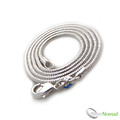 "925 Sterling Silver 1.5mm Snake Chain - 18"" & 24"""