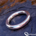 925 Sterling Silver Solid Brahma Band