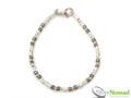 Silver Nomad Designer Bracelet Wholesale - BR1056