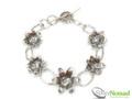 Silver Nomad Designer Bracelet Wholesale - BR1061
