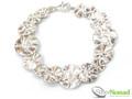 Silver Nomad Designer Bracelet Wholesale - BR1071
