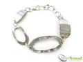 Silver Nomad Designer Bracelet Wholesale - BR1121