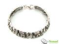Silver Nomad Designer Bracelet Wholesale - BR1124