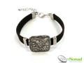 Silver Nomad Designer Bracelet Wholesale - BR1141
