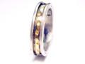 Silver Nomad Designer Revolving Ring Wholesale - RG264