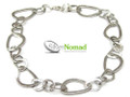 Silver Nomad Designer Necklace Wholesale - NK1910