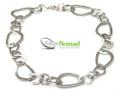 Silver Nomad Designer Necklace Wholesale - NK1910