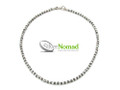 Silver Nomad Designer Necklace Wholesale - NK2099