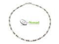 Silver Nomad Designer Necklace Wholesale - NK2102