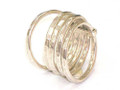 Silver Nomad Designer Ring Wholesale - RG450