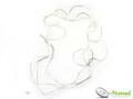 Silver Nomad Designer Necklace Wholesale - NK2214