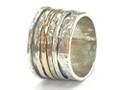 Silver Nomad Designer Ring Wholesale - RG551