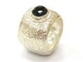 Silver Nomad Designer Ring Wholesale - RG598
