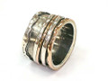 Silver Nomad Designer Ring Wholesale - RG671