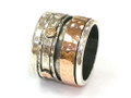 Silver Nomad Designer Ring Wholesale - RG672