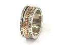 Silver Nomad Designer Ring Wholesale - RG683