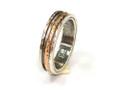 Silver Nomad Designer Ring Wholesale - RG685