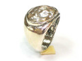Silver Nomad Designer Ring Wholesale - RG691