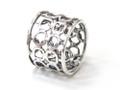 Silver Nomad Designer Ring Wholesale - RG696
