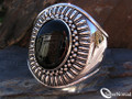 Luxurious Handmade Onyx Cuff from Bali