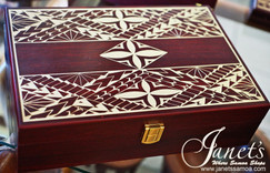 Engraved Pacific Box XL CC34-3