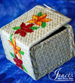 Hand Painted Laufala Box S CW69