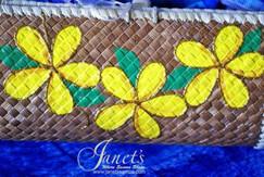 Laufala painted Clutch CW64-color