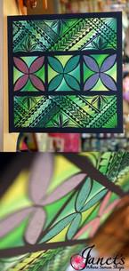 Green Motifs DKP105