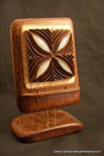 Standing Samoan Motif2