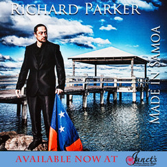 RICHARD PARKER - MADE in SAMOA