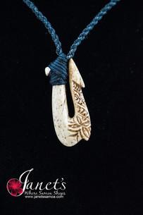 Samoan Whale Hook BRPW50