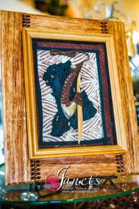 Framed Marlin Bill Hook BRF100
