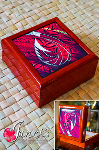 Samoan Tile Box CC30-Pacific Hook