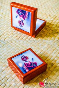 Samoan Tile Box CC30-Manaia